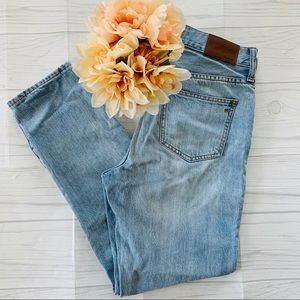 Madewell The Perfect Summer Jean, Size 26